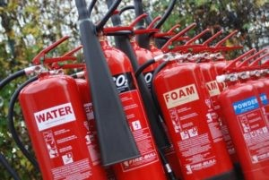 Fire Extinguishers – Do you know which one to use?