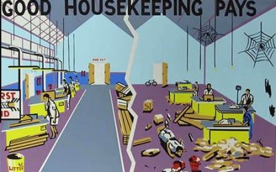 Workplace Housekeeping – Dealing with Chaos and Mess