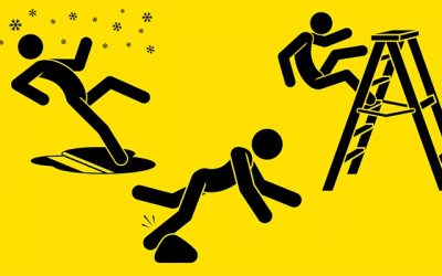 Counting the costs of Slips, Trips and Falls